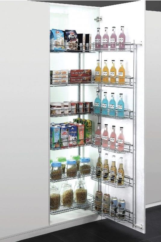 Phụ kiện tủ bếp thông minh -Tủ kho