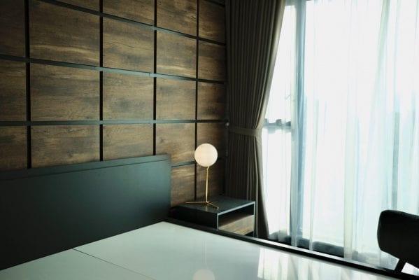 Nội thất phòng ngủ Master căn hộ Feliz En Vista - ảnh 02