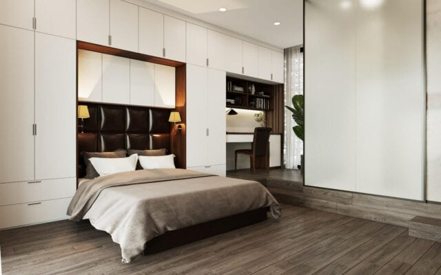 Hình ảnh thiết kế nội thất nhà chú Dũng quận Bình Thạnh